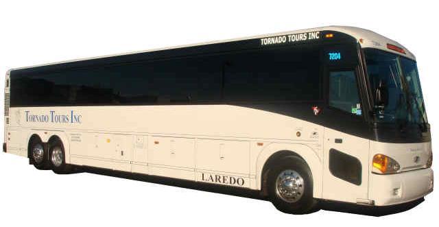 Laredo Charter Buses & Tour Bus Rental | Laredo, TX 78040